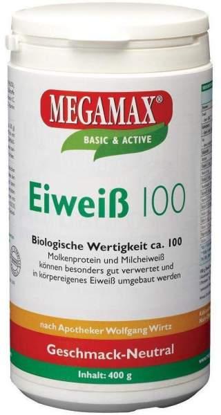 Magamax Eiweiß 100 400 G Pulver