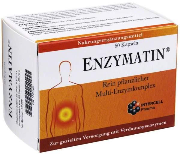 Enzymatin Kapseln 60 Kapseln
