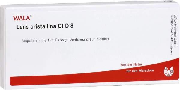 Lens Cristallina Gl D 8 Ampullen