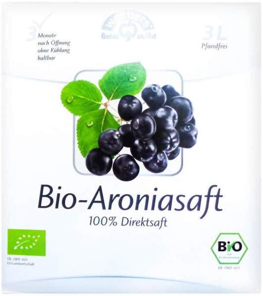 Aroniasaft 3 L Saft