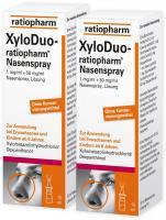 XyloDuo Ratiopharm Nasenspray Erwachsene