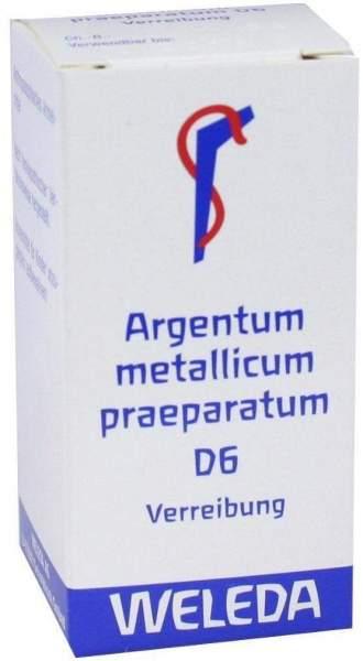 Weleda Argentum Metallicum Praeparatum D6