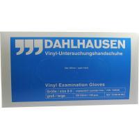 Vinyl Handschuhe ungepudert Gr. L 100 Stück