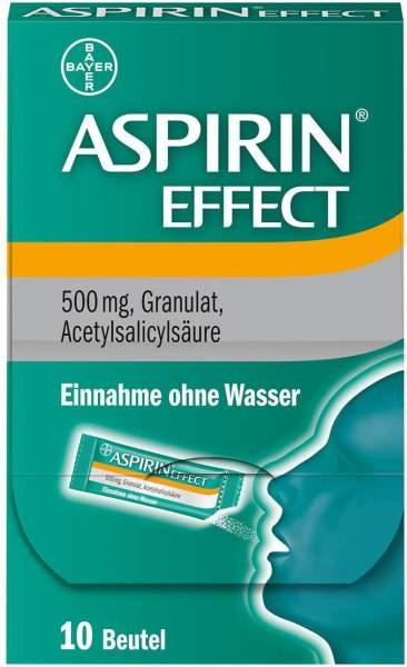 Aspirin Effect 10 Beutel Granulat