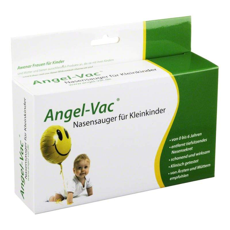 Angel Vac Nasensauger für Kleinkinder 1 Stück