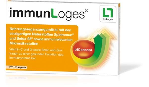 Immunloges 20 Kapseln