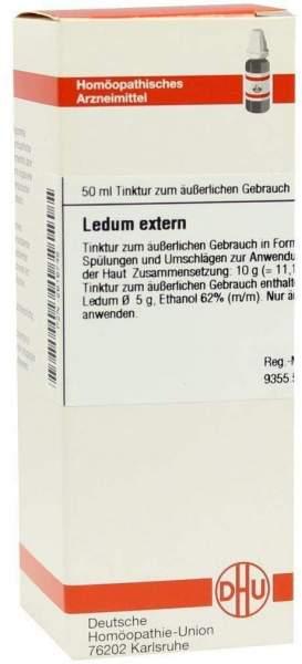 Ledum Extern Tinktur 50 ml Tinktur