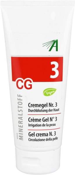 Mineralstoff Cremegel Nr.3 200 ml Creme