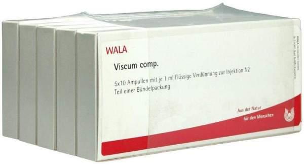 Viscum Comp. Ampullen 50 X 1 ml
