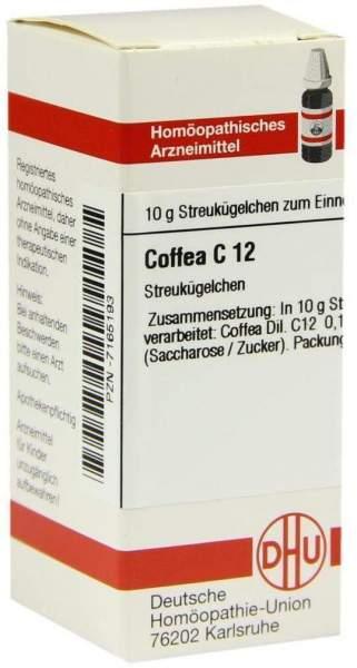 Coffea C12 10 G Globuli