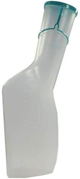 Urinflasche Milchig 1 Flasche