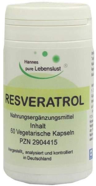 Resveratrol Komplex Vegi 60 Kapseln