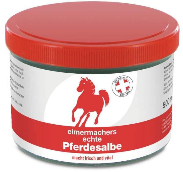 Eimermachers echte Pferdesalbe 500 ml Dose
