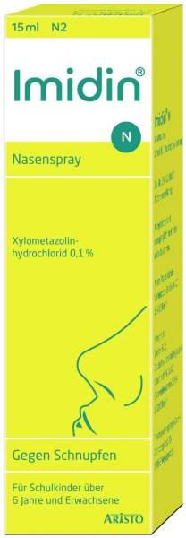 Imidin N Nasenspray 15 ml