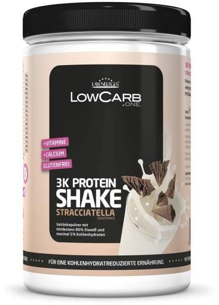 Lowcarb. One 3k Protein- Shakestracciatella