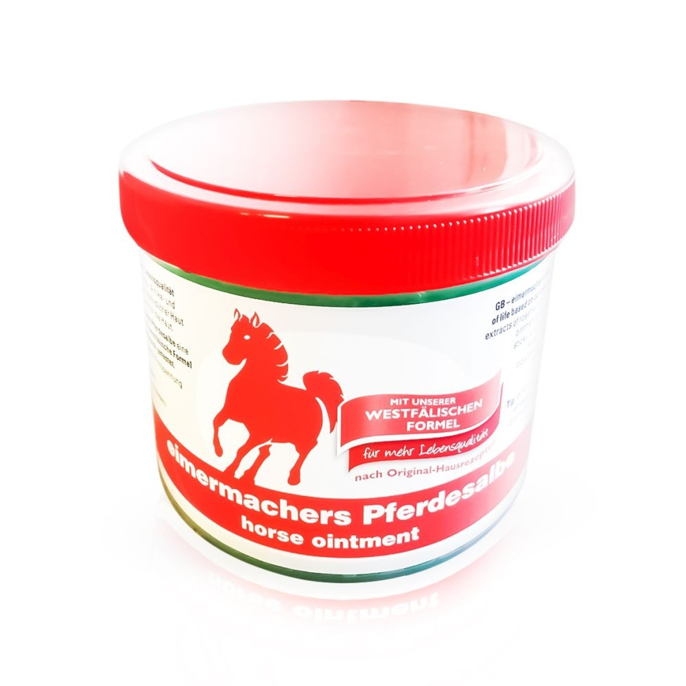 Pferdesalbe 500 ml Dose