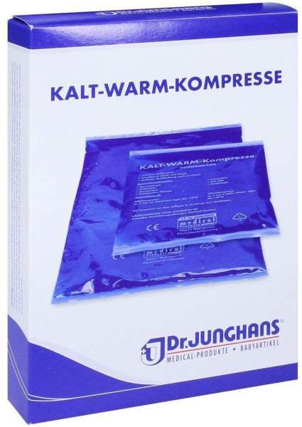 Kalt Warm Kompresse 13 X 14 cm Mit Vlieshülle 1 Stück