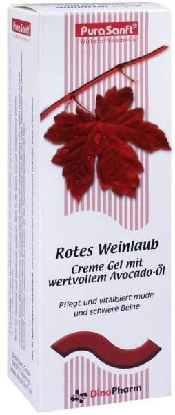 Dinosan Rotes Weinlaub 175 ml Creme