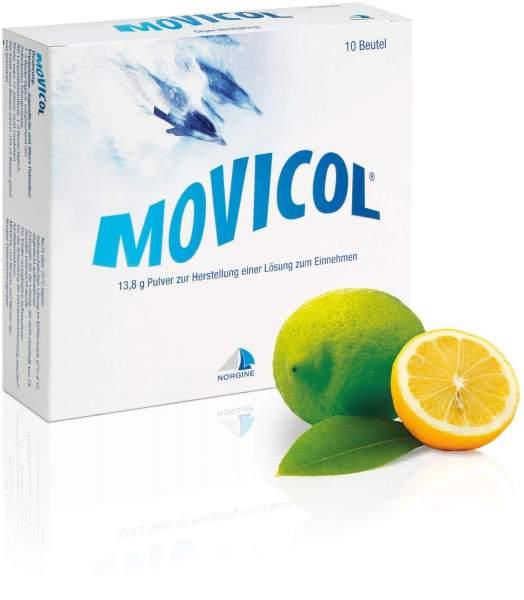 Movicol Beutel 10 Beutel Pulver