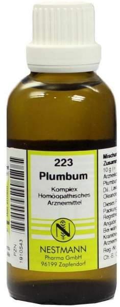 Plumbum Komplex Nr. 223 50 ml Dilution