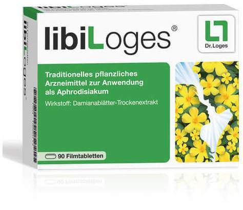 Libiloges Filmtabletten 90 Tabletten
