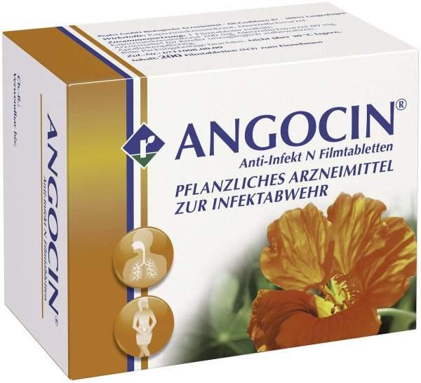 Angocin Anti Infekt N 200 Filmtabletten
