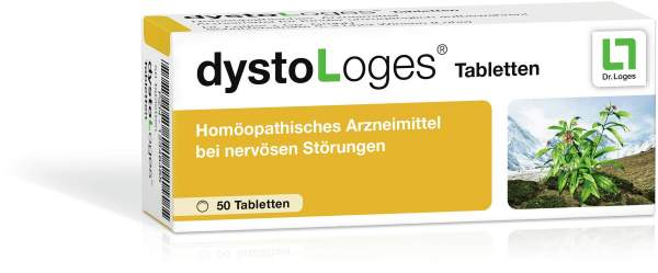 Dysto Loges 50 Tabletten