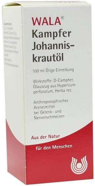 Kampfer Johanniskrautöl 100 ml Öl