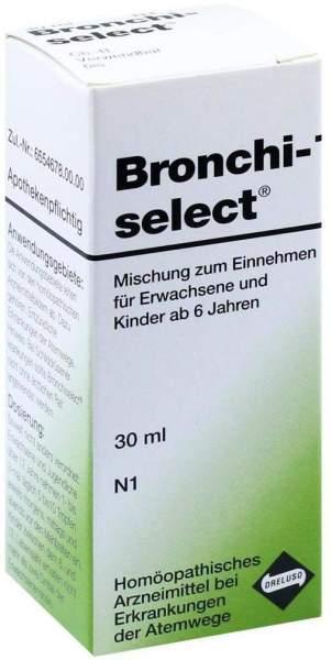 Bronchiselect 30 ml Tropfen