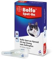 Bolfo Spot On für Katzen 3 ml Lösung
