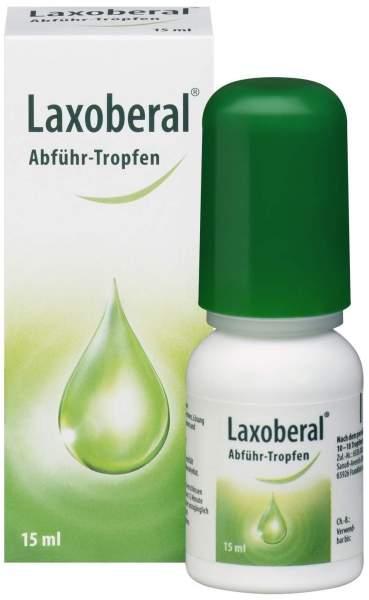 Laxoberal Abführtropfen 15 ml