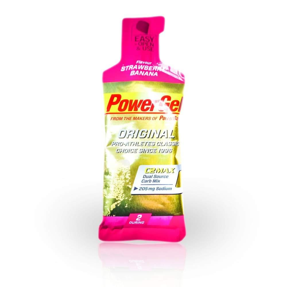 Powerbar Powergel Strawberry-Banana 41g