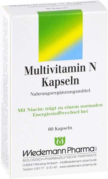 Multivitamin N 60 Kapseln