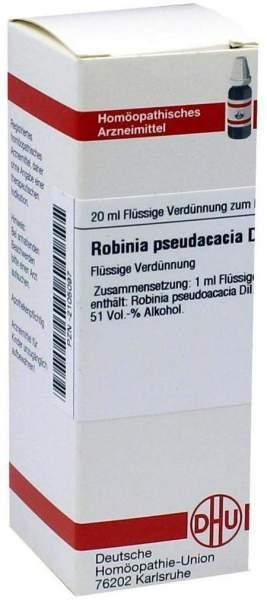 Robinia Pseudacacia D 6 Dilution