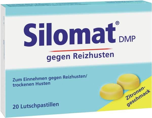 Silomat DMP Zitronen-Geschmack 20 Pastillen