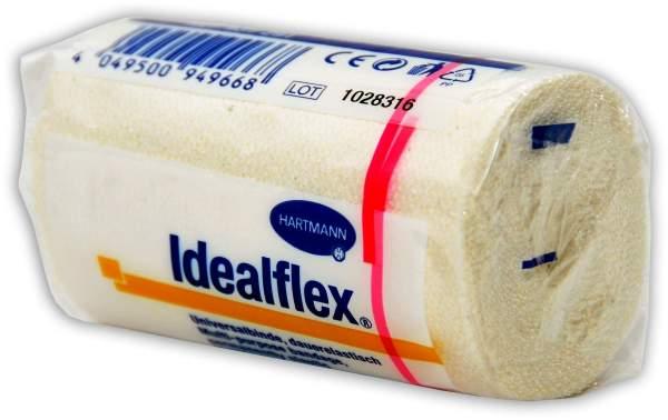 Idealflex 8cmx5m und 10 Verbandklammern