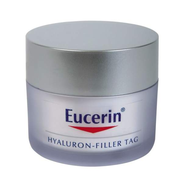 Eucerin Anti Age Hyaluron-Filler Tag trockene Haut