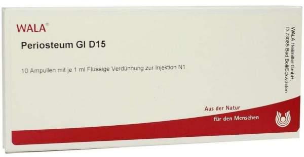 Periosteum Gl D 15 Ampullen