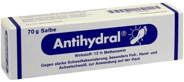 Antihydral 70 g Salbe