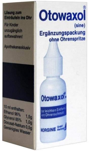 Otowaxol Sine 10 ml Lösung