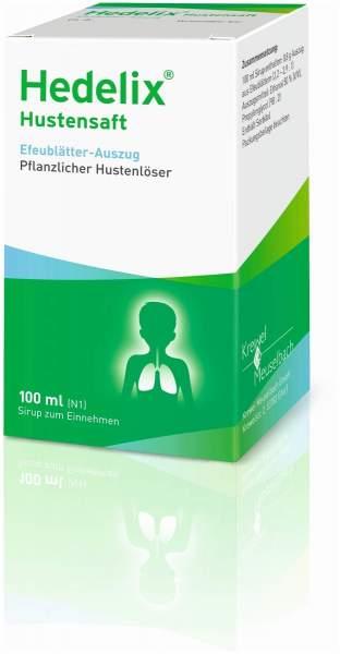 Hedelix Hustensaft 100 ml