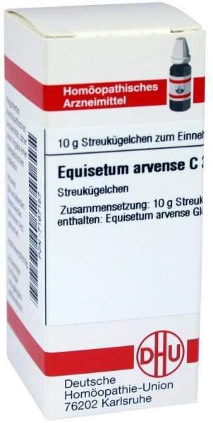Equisetum Arvense C 30 Globuli