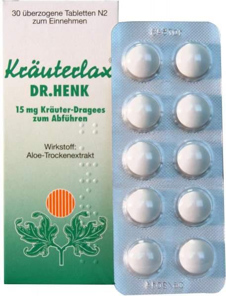 Kräuterlax 30 Dragees