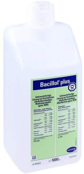Bacillol Plus 1000 ml Lösung