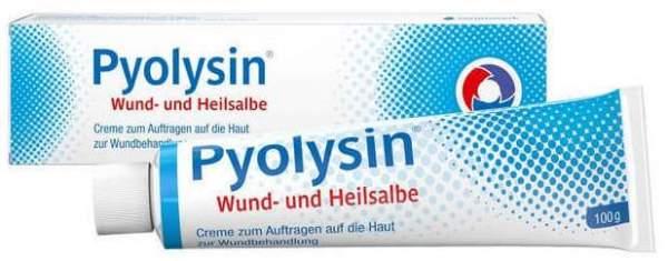 Pyolysin 100 g Wund- und Heilsalbe