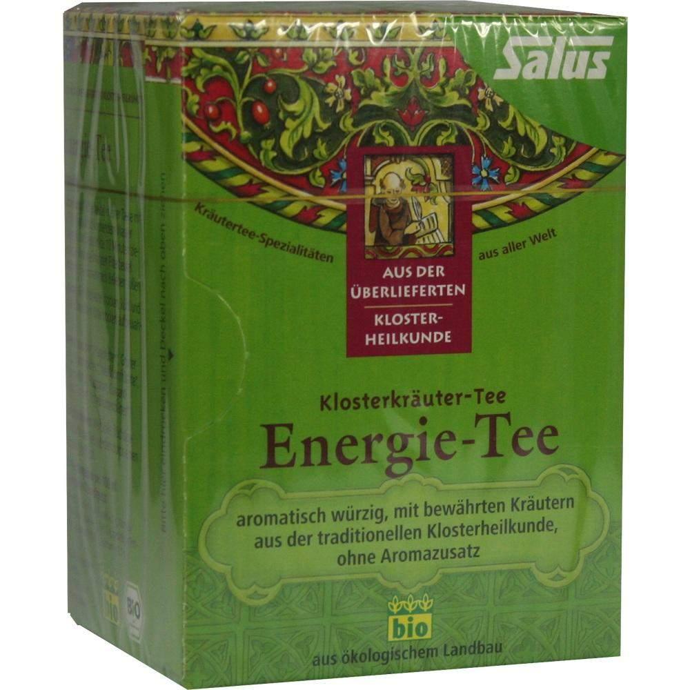 Energie Tee 15 Beutel Salus