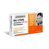 Ibu-Lysin-ratiopharm 684mg Filmtabletten