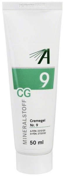 Mineralstoff Cremegel Nr.9 50 ml Creme