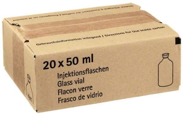 Isotone Nacl Lösung 0,9% Bc Glasflasche 20x50 ml Injektionslösung