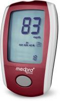 Medpro Maxi Starter-Set Komplettinkl.10 Teststr.Dose& Lanziergerät